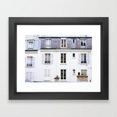 Paris Nº5 Framed Art Print
