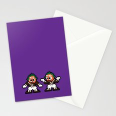 Pixelly Wonka Stationery Cards