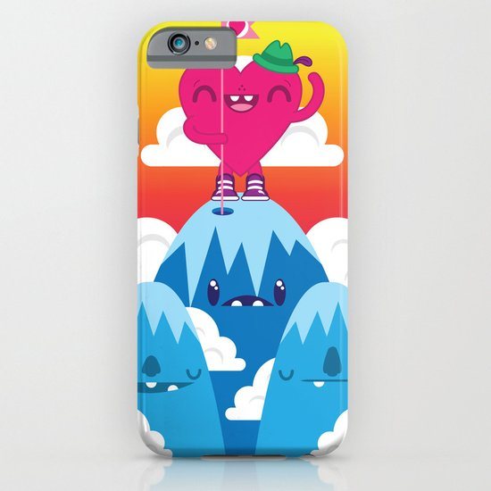 Love on Top iPhone & iPod Case