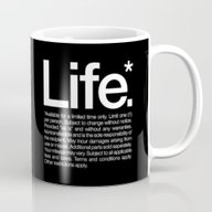 Life.* Available For A L… Mug