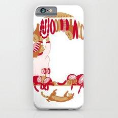 C as Charcutière (Pork butcher) iPhone 6s Slim Case