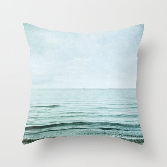 distance I Throw Pillow