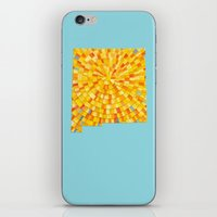 New Mexico Sun iPhone & iPod Skin