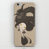 Turandot iPhone & iPod Skin