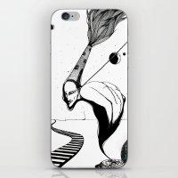 Life Cycle iPhone & iPod Skin