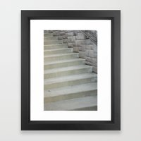 UporDown Framed Art Print
