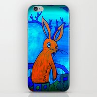 No Hope Jackalope iPhone & iPod Skin