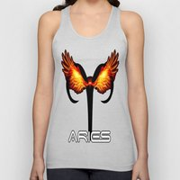 Aries Unisex Tank Top