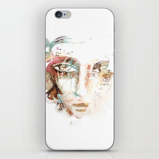 WHITEOUT iPhone & iPod Skin