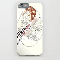 iPhone & iPod Case featuring profit. by Mikey Maruszak