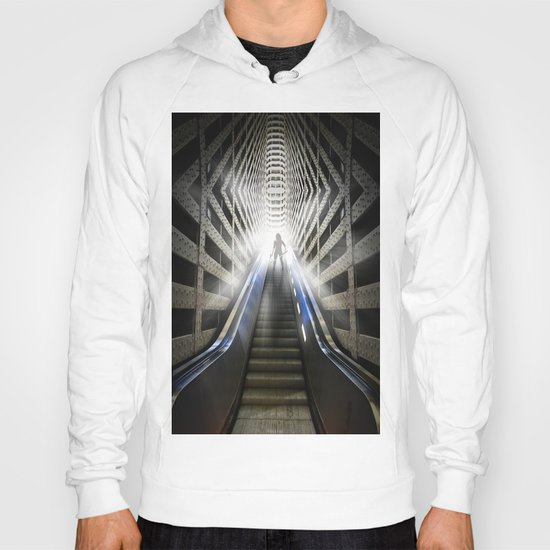 Move into the light Hoody