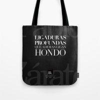 Liga Hondo (Piece 02/08) Tote Bag