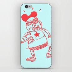 villain iPhone & iPod Skin