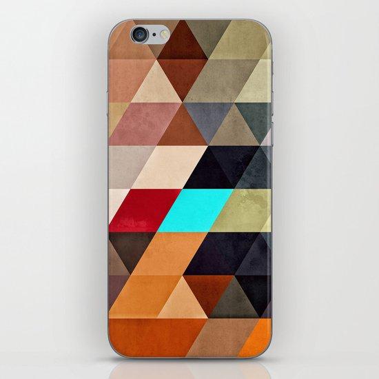 nww pyyce iPhone & iPod Skin
