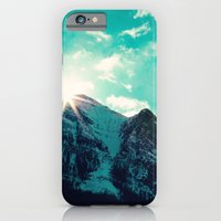 iPhone & iPod Case featuring Mountain Starburst by Kim Fearheiley Photography