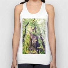 Growth Unisex Tank Top