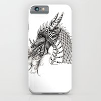 iPhone & iPod Case featuring Dragon by Elisa Camera
