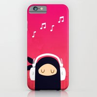 Music Ninja iPhone 6 Slim Case