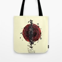 You, Contract And Expand… Tote Bag