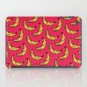 Vendedor de bananas iPad Case