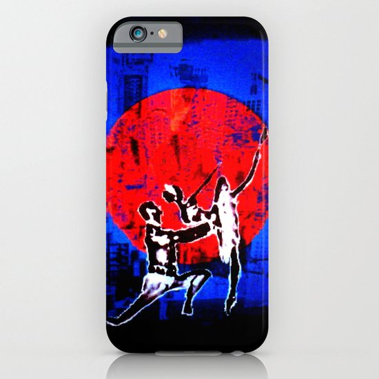 Red Flag iPhone & iPod Case