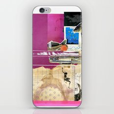 CARP GONE ASTRAY iPhone & iPod Skin