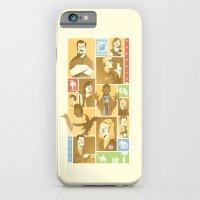 Parks & Rec iPhone 6 Slim Case