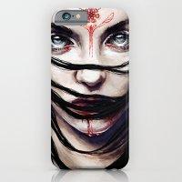 iPhone & iPod Case featuring Estrie by Feline Zegers