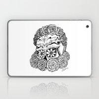 Katrina (white Version) Laptop & iPad Skin