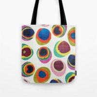Resin Rainbow Tote Bag
