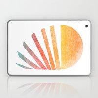 Raising sun (rainbow-ed) Laptop & iPad Skin