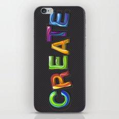 Create! iPhone & iPod Skin