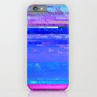 Glitch Forest iPhone 6 Slim Case