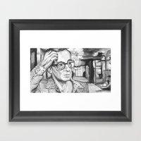 Broadway Danny Rose No. … Framed Art Print