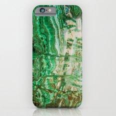 MINERAL BEAUTY - MALACHITE Slim Case iPhone 6s