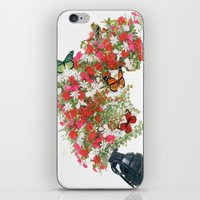 Make Love Not War - By A… iPhone & iPod Skin