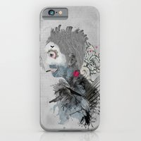iPhone & iPod Case featuring The sailor of the cities by gwenola de muralt