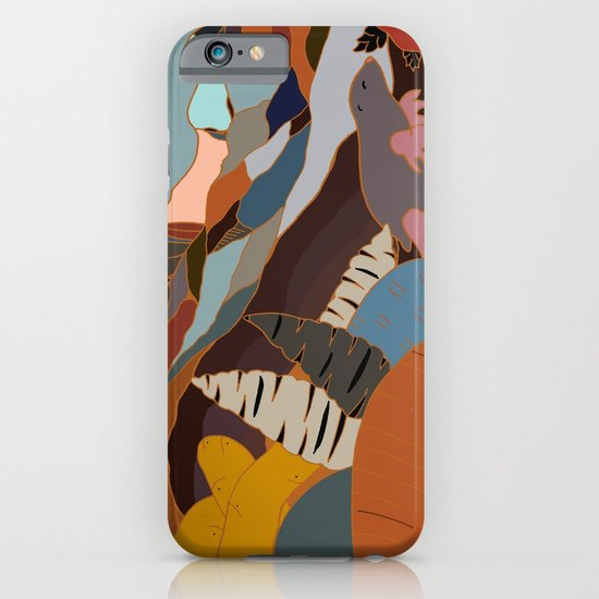the joy of being Six-feet-under iPhone & iPod Case