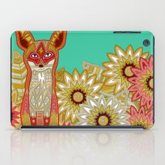 garden fox iPad Case