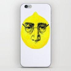John Lemon iPhone & iPod Skin