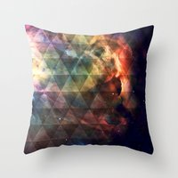 Explore II Throw Pillow