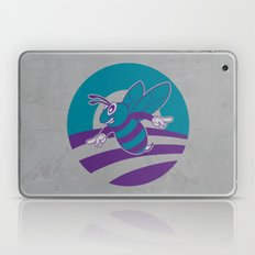 Obama vs Hornets - Welcome To Buzz City! Laptop & iPad Skin