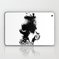 WOMAN SOLDIER Laptop & iPad Skin