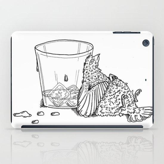 Thirsty Grouse iPad Case