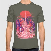 Smash! Zap!! Zooom!! - B… Mens Fitted Tee Lieutenant SMALL