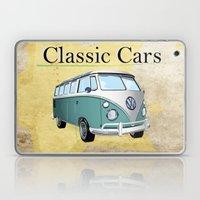 Classic Cars 2 Laptop & iPad Skin