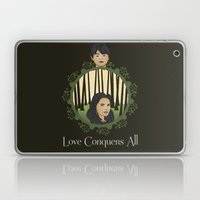 Once Upon A Time - Two H… Laptop & iPad Skin