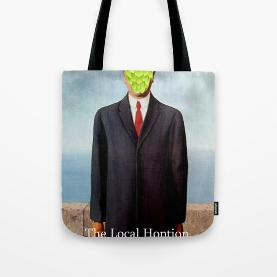 The Local HOption Tote Bag