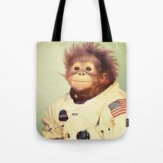 Space Cadet Tote Bag