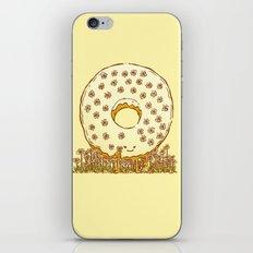 In Bloom Donut iPhone & iPod Skin